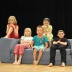 Atelier théâtre des enfants de 9 à 11 ans de la Compagnie Ni Plus Ni Moins, ateliers théâtre pour tous (petits, enfants, ados, adultes) à Vannes dans le Morbihan